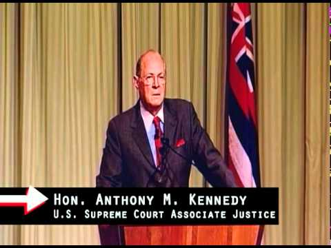 Justice Kennedy Speaks at the 2010 Ninth Circuit Judicial Conference
