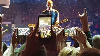 Metallica - seek and destroy live 2017 Birmingham NEC