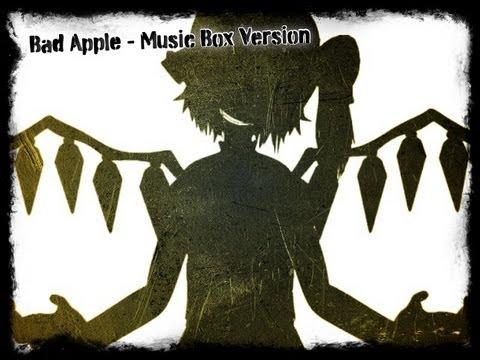 Bad Apple!!! - Music Box Version