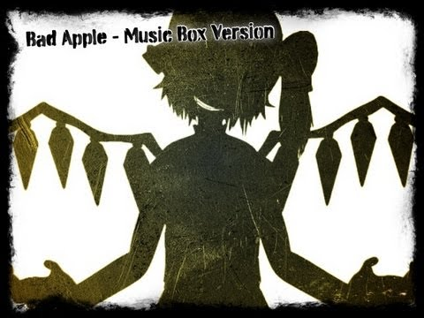 Bad Apple!!! - Music Box Version