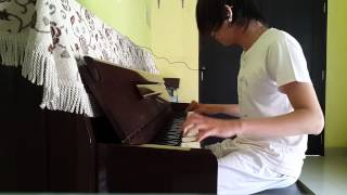 Silverstein - My Heroine [piano cover]
