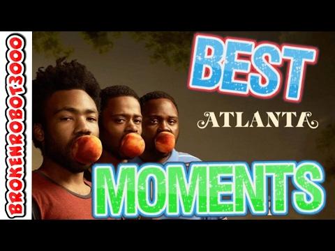 Atlanta Season 1 - BEST/FUNNIEST MOMENTS