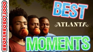 Atlanta Season 1 - BEST/FUNNIEST MOMENTS