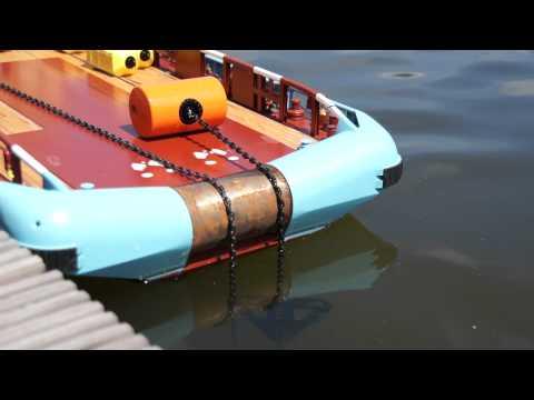 Anchor Handling (delta flipper) Maersk Master