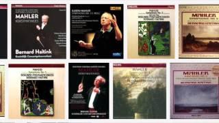 Haitink blikt vooruit op Mahlerfeest 1995 -radioreportage-