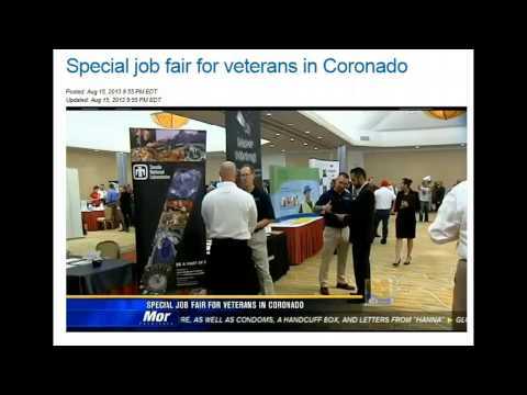 RecruitMilitary-San Diego Area Veteran Job Fair