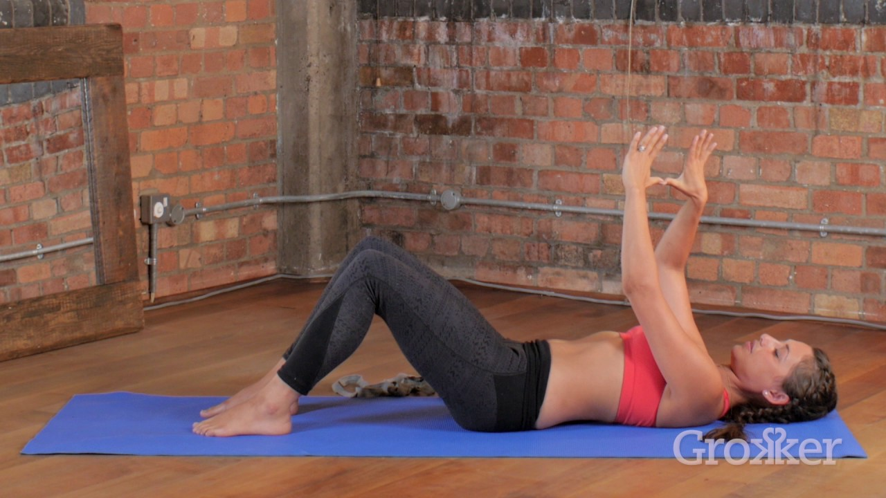 Yoga and Pilates Fusion: Relieve Back Tension