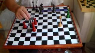 """Урок № 17. Космические шахматы.  """"Змея"""""""