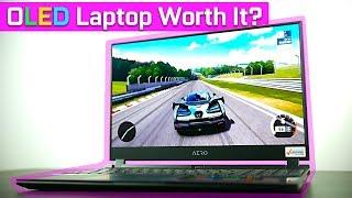 Gigabyte Aero 15 XA- Is An OLED Laptop Worth It?