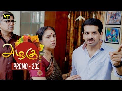 Azhagu Tamil Serial Promo 24-08-2018 Sun Tv Serial Watch Online