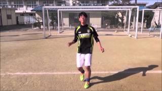 サッカー部 新入生歓迎会用動画