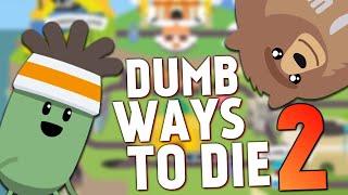 Dumb Ways to Die 2 - НОВЫЕ УРОВНИ
