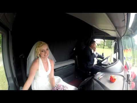 *SKRZYPCZYK TRANS* - Ślub Mateusz & Ivona