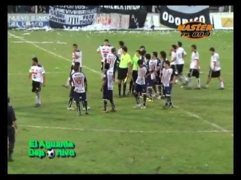 Semifinal Torneo Argentino B - Chaco For Ever 4   Sarmiento LB 3  (16-06-2013)