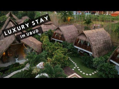 Incredible Ubud Jungle Villa | Sandat Glamping Villas