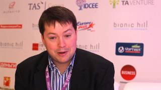 IDCEE 2012: Official Interview with Pavel Bogdanov (Partner @Almaz Capital Partners)