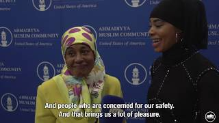 Guest Reactions to Hazrat Khalifatul Masih (Philadelphia)