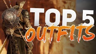 Top 5 Outfits in Assassin's Creed Origins