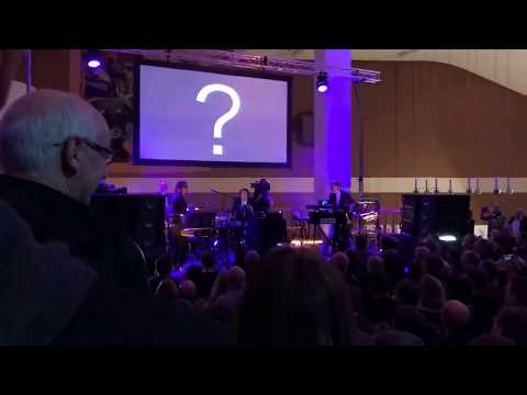 Art of Noise at The British Library(iphone clips)