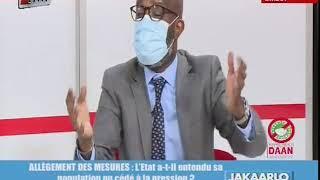 Covid-19 au Sénégal : Bouba Ndour appelle à plus de sacrifices même si tout le monde souffre