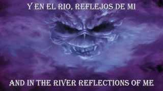 Iron Maiden Blood Brothers (lyrics y subtitulos en español)