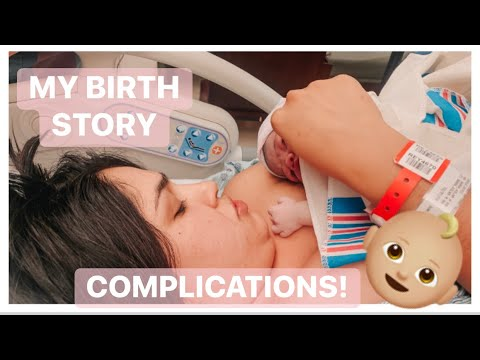 MY BIRTH STORY | THIRD PREGNANCY | LABOR COMPLICATIONS | INDUCED LABOR