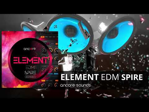"""""""ELEMENT EDM FOR SPIRE"""" Presets, Bank 