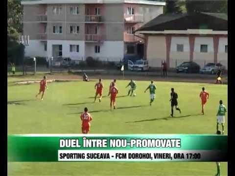 Sport – Duel intre nou-promovate