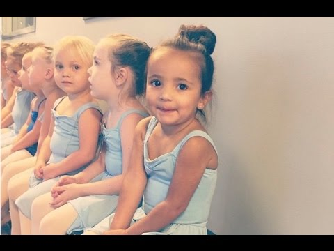 FIRST DANCE CLASS FOR 3 YEAR OLD