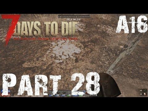 FREE FERTILIZER | 7 Days To Die A16 | Part 28