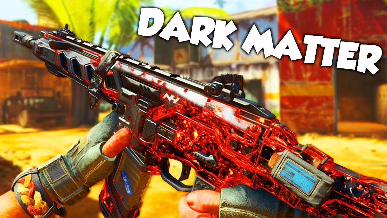 black ops 4 black matter