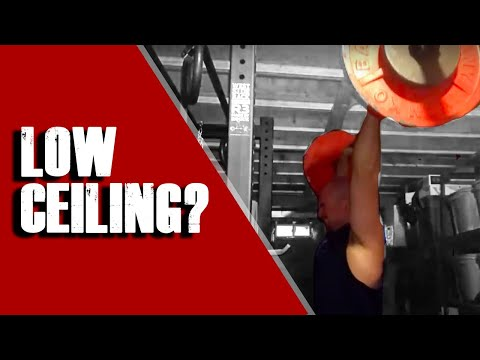 how-to-lift-with-a-low-ceiling
