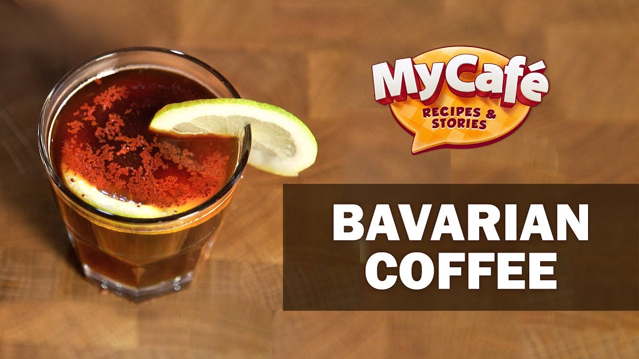 Bavarian Coffee Recipe from My Cafe and JS Barista ...