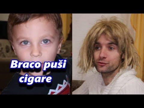 Mom beat son for smoke cigarettes