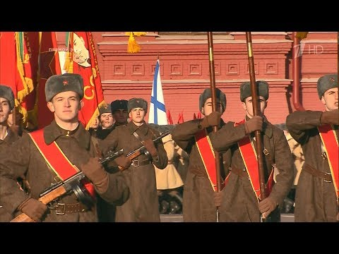 Russian Honor Parade, 7 November 2015 Парад 7 Ноября