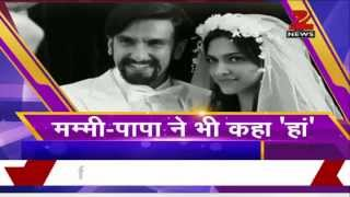 Deepika Padukone, Ranveer Singh to marry soon
