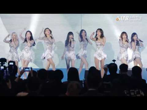 [스타영상] 소녀시대(Girls' Generation, SNSD) 'WebTV ASIA Awards 2016' 축하공연 Full ver.