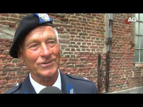 Trompetterkorps der Cavalerie 2016  AmersfoortGezien