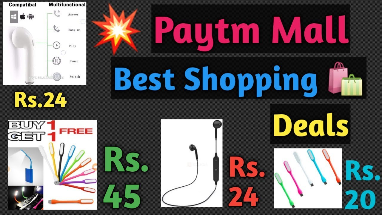 75529c0f9bb4 Paytm Mall Best Shopping Deals