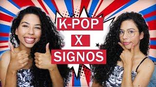 PREVISÃO DE K-POP DE ACORDO COM SEU SIGNO