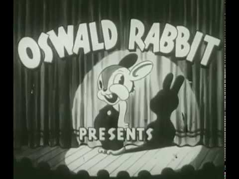 OSWALD THE LUCKY RABBIT (Series Collection) - The Plumber (1933)