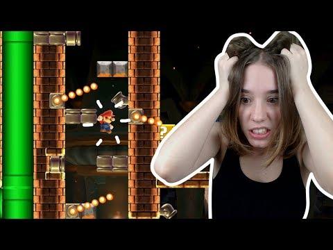 LA DESESPERACIÓN: Super Mario Maker Gameplay Español Ep 3
