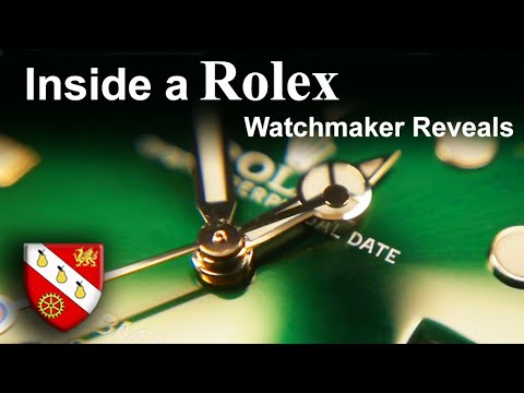 inside-a-rolex-watch---watchmaker-reveals-the-beauty!