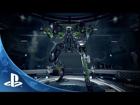 RIGS Mechanized Combat League - E3 2015 | PS4