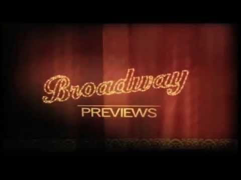 BROADWAY PREVIEWS JUNE 2015