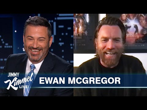 Ewan McGregor on Obi-Wan Spoilers & Making His Own Pair of Pants