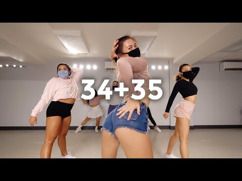 Ariana Grande - 34+35 (Dance Video)   @besperon Choreography