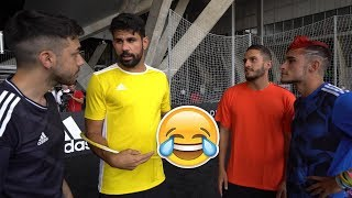 INTENTA NO REIR CON DIEGO COSTA CHALLENGE