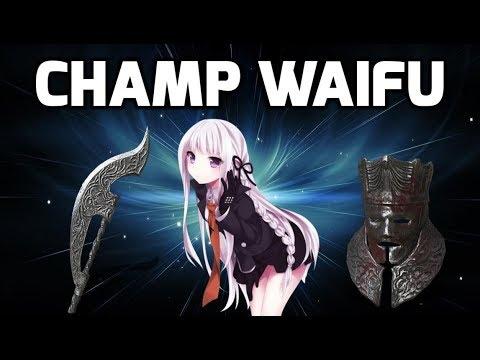 Dark Souls 3 Champion Waifu