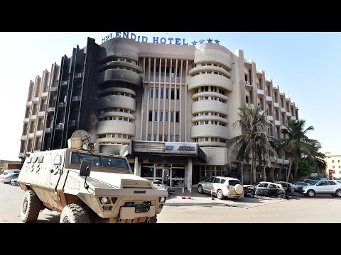 Al Qaeda ataca la capital de Burkina Faso